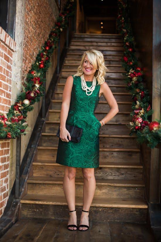 Holiday Dresses) Need More Green | hi Sugarplu