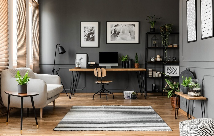 8 Modern Home Office Design Ideas for Productivity and Priva