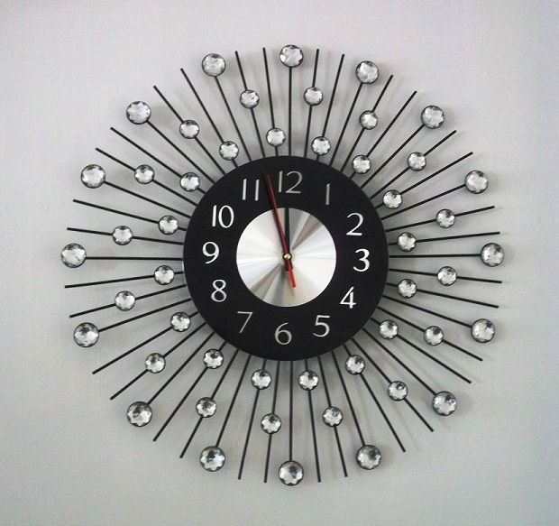 Wall Clocks to Enhance Your Home (With images) | Wall clock design .