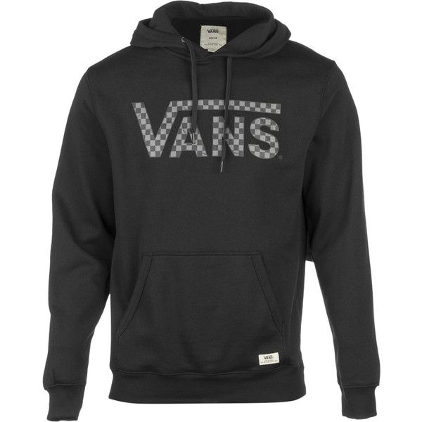 Vans Classic Pullover Hoodie (195 BRL) ❤ liked on Polyvore .