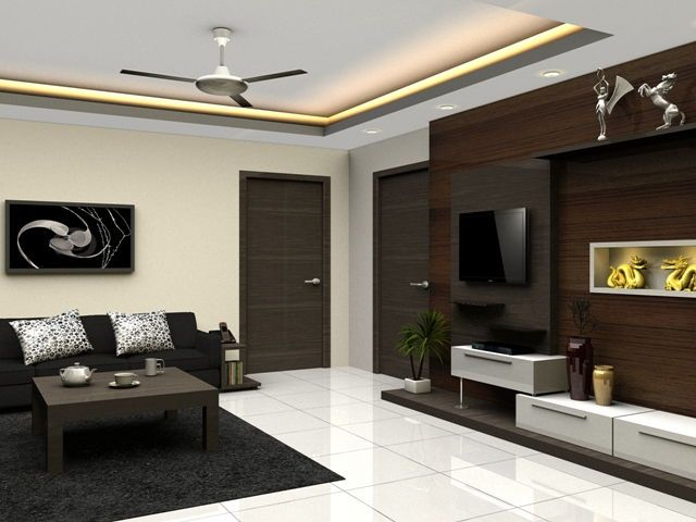 Image result for simple false ceiling design for hall | Simple .