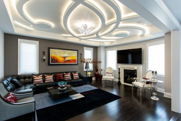Wall & Ceiling Designs for Fabulous Home Interiors | False ceiling .