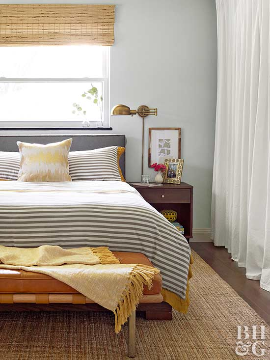 How to Decorate a Small Bedroom | Better Homes & Garde
