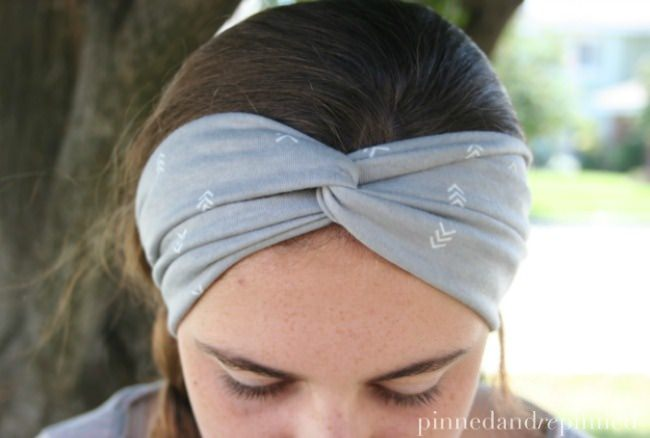 11 Easiest DIY Headbands – Tip Junk