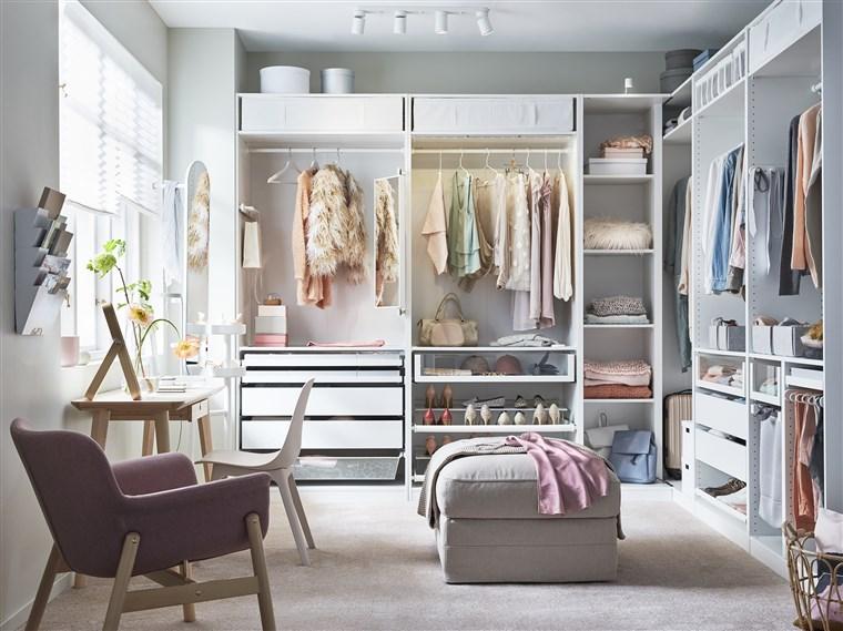 Ikea Wardrobe Designs