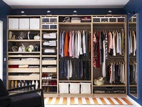 ikea bedroom cabinet design (vi.sualize.us) | Closet layout .