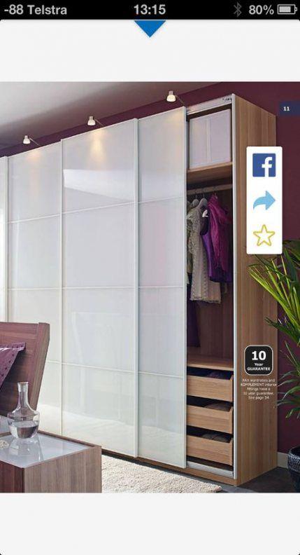 Bedroom closet ideas with sliding doors ikea pax 24+ Ideas .