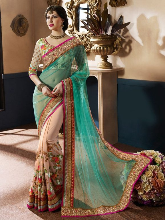Indian Wedding Saree Latest Designs & Trends 2020-2021 Collection .