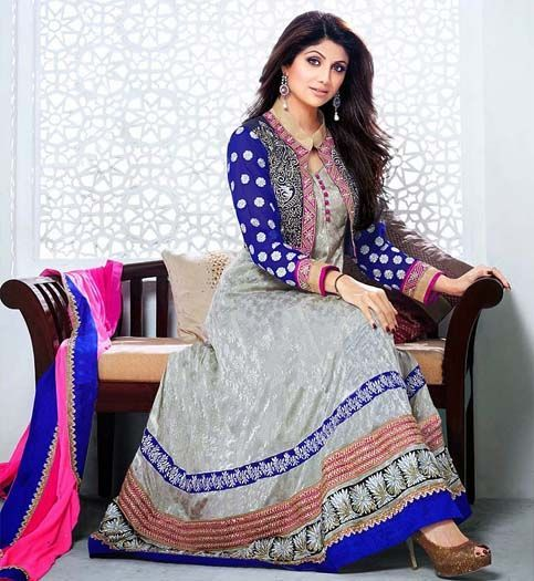 Latest New Indian Frocks Design Collection (With images) | Indian .