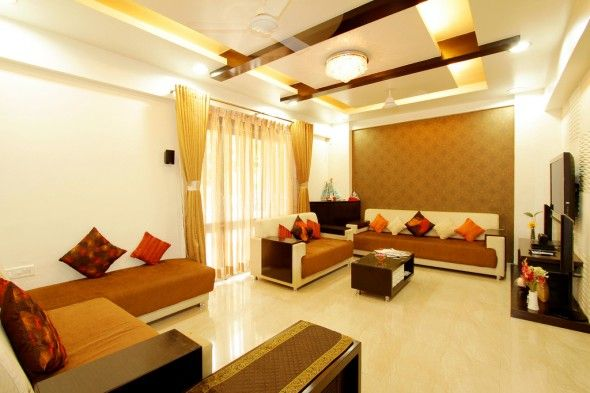 14+ Amazing Living Room Designs Indian Style, Interior and .