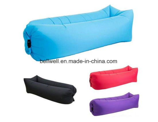 China Beach Gadget Latest Bed Designs Inflatable Cube Seat Lazy .