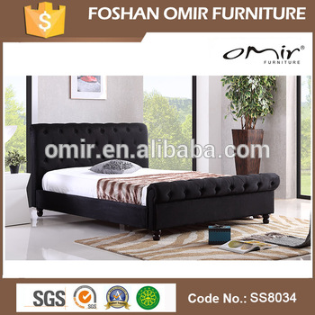 2017 New Product Omir Funiture Bedroom Inflatable Plywood Double .