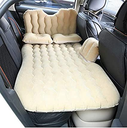 Amazon.com: WEIGZ Car Inflatable Bed Multifunctional Travel .