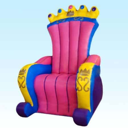 King & Princess Inflatable Chai