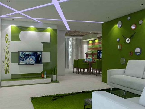 15 Latest Interior Designs For Hall With Pictures In 20