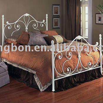 Top-selling White Cast Iron Decorative Bed Designs - Buy Iron .