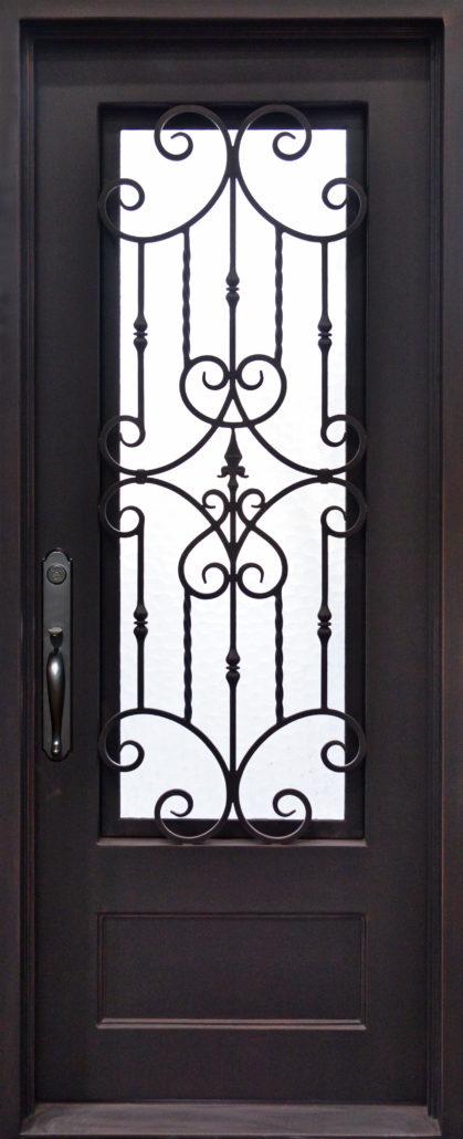 Iron Envy Doors   Wrought Iron Front Doors Dall