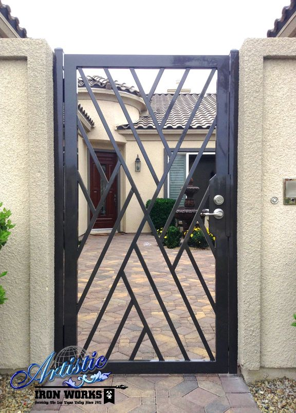 Top 15+ Modern Wrought Iron Doors for an Elegant Entry to Your .