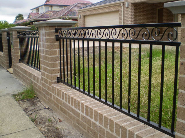Iron Gates and Fences Designs | Interesting Ideas for Ho