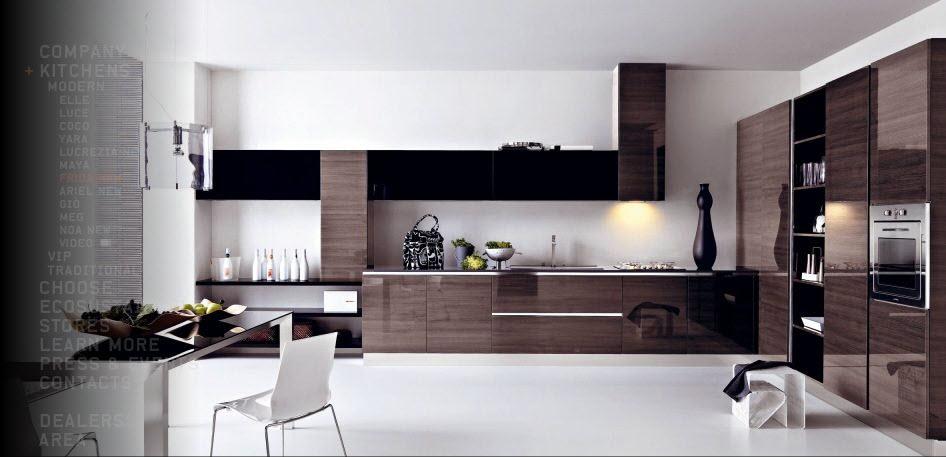Home Design Image: Modern Italian Kitchen Desi