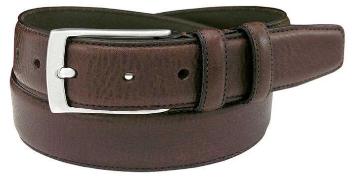 Italian Leather Belts | Men's | Full Grain | Size 32 -