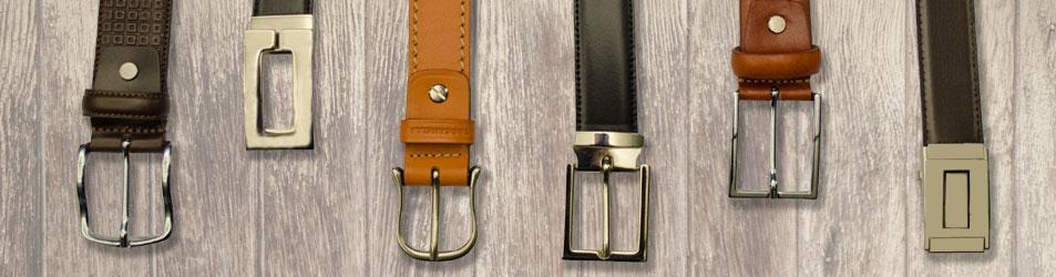 Italian Leather Belts & Buckles Handmade in Ita