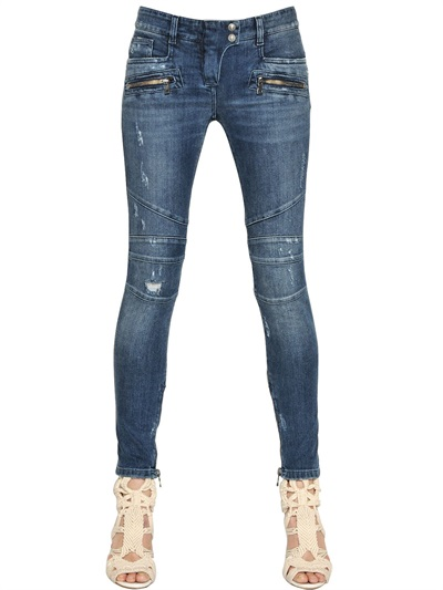 10 Best Moto & Biker Skinny Jeans For Women | The Jeans Bl
