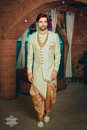 Trendy & Designer Wedding Sherwanis for all Grooms to