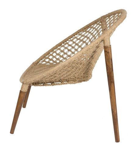 9 Best and Stylish Jute Chairs With Images | Occasional chairs .
