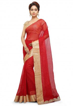 Contemporary - Jute - Indian Saree: Online Saree Shopping Made .