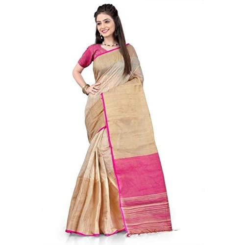 Jute Saree: Buy Jute Saree Online at Best Prices in India - Amazon.