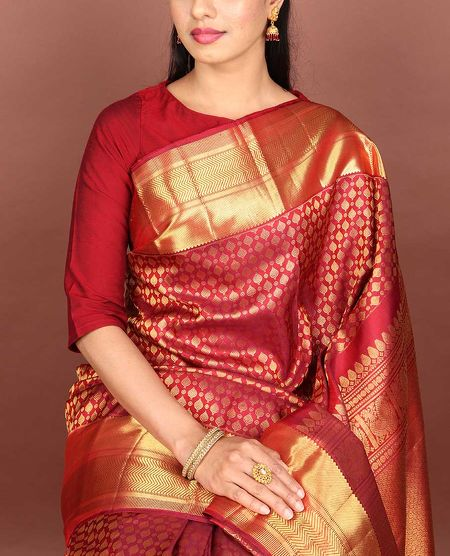 Buy Kanjeevaram Silks   Kancheepuram Silk Sarees Online .