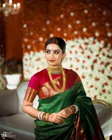 Kanchipuram Sarees Online - Kanjivaram Sil