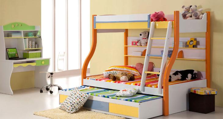 25+ Kids Bed Designs, Decorating Ideas | Design Trends - Premium .