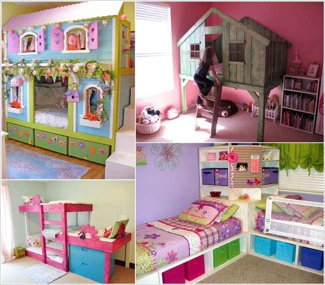 15 DIY Kids Bed Designs That Will Turn Bedtime into Fun Ti