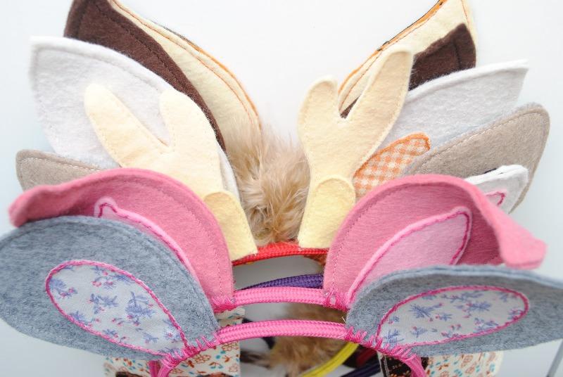 Adorable DIY Animal Ear Headbands For A Kid's Imaginative Play .