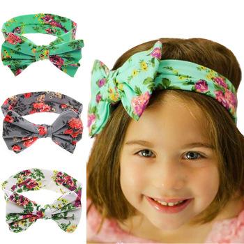 2017 Fashion Cheap Top Designer Baby Headband Kids Headbands Hot .