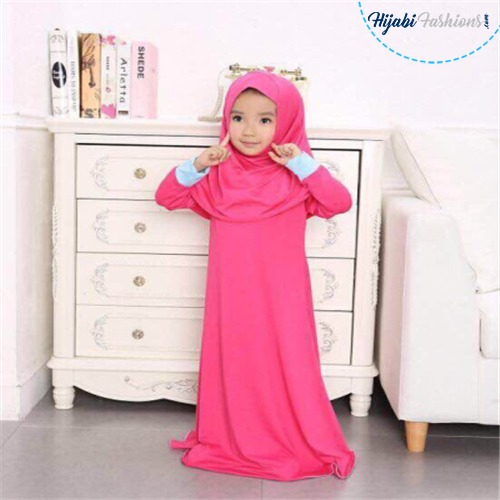 Cute and Amazing Hijab Styles for Kids - Kids in Hij