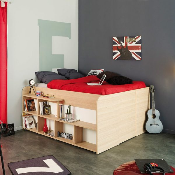 40 Beautiful Kids' Beds That Offer Storage With Sweet Drea