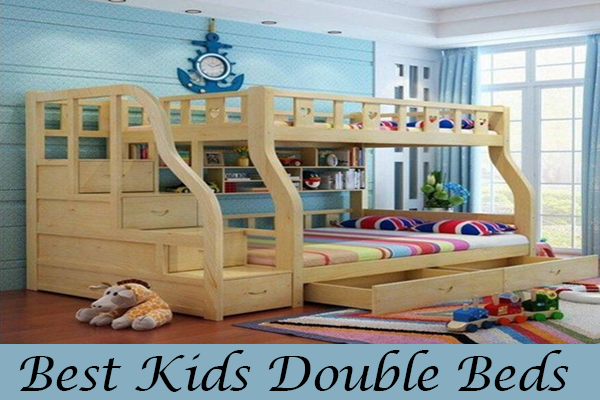 Best Double Beds For Kids- Design & Ideas | Complete Beds And .