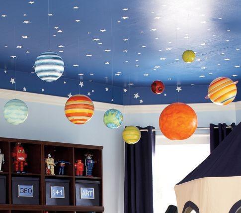 Kids Room Decor - Ceiling Desig