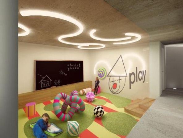 14 Gorgeous Child's Room Ceiling Design Ideas | Interior Desi