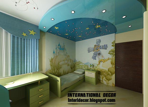 best children's rooms - Hledat Googlem | False ceiling design .