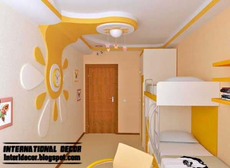 Best 10 Creative Kids Room False Ceilings Design Ideas, Kids .