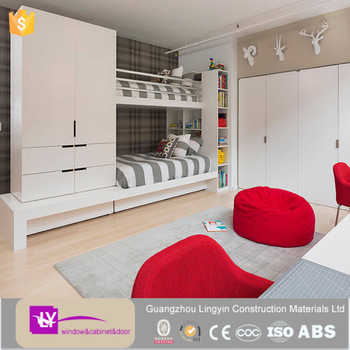 Modern 2 Door Bedroom Wardrobe Design Children Furniture Lacquer .