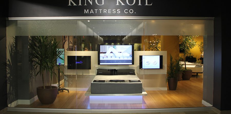 King Koil Develops POP For Smartlife Mattress | Sleep Retail