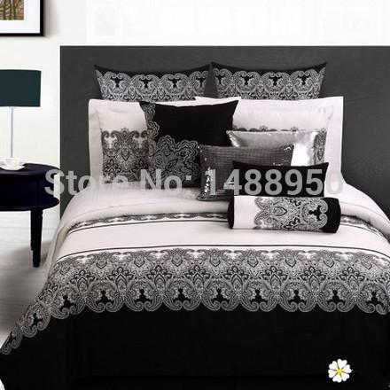 MFH Luxury Classic Bedding Sets Designer Bed Linen Christmas Duvet .