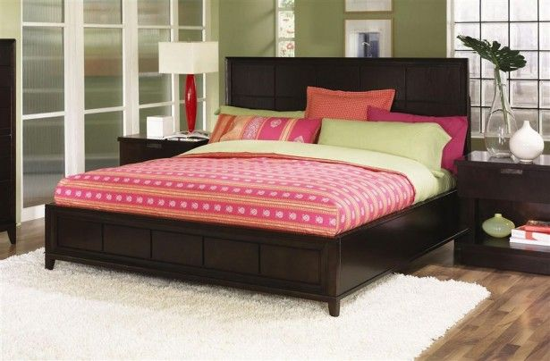 Amazing Modern King Size Wood Beds Wooden Divan Colorful Bed .