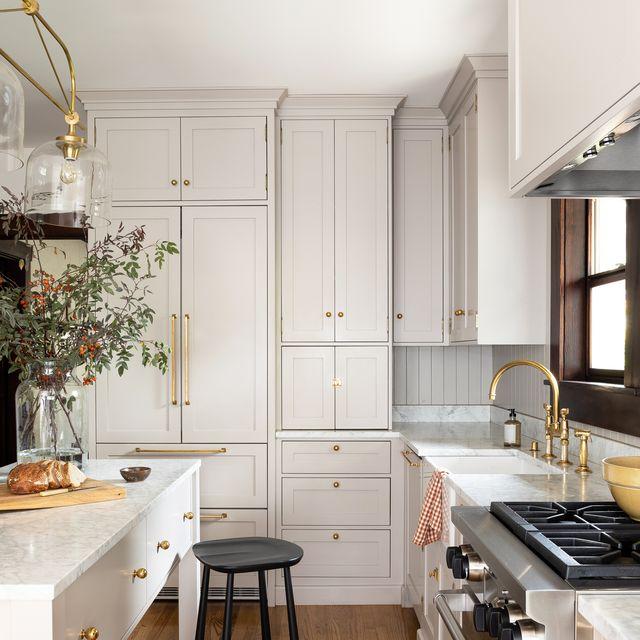 55 Kitchen Cabinet Design Ideas 2020 - Unique Kitchen Cabinet Styl