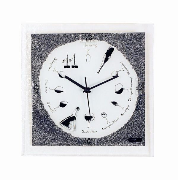40 Beautiful Kitchen Clocks That Make The Kitchen Where The Heart